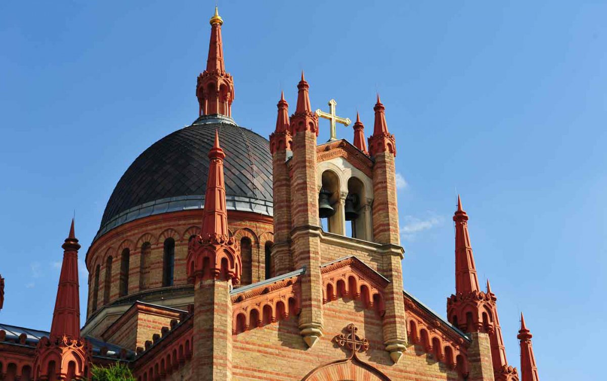 Kirche Der Juden