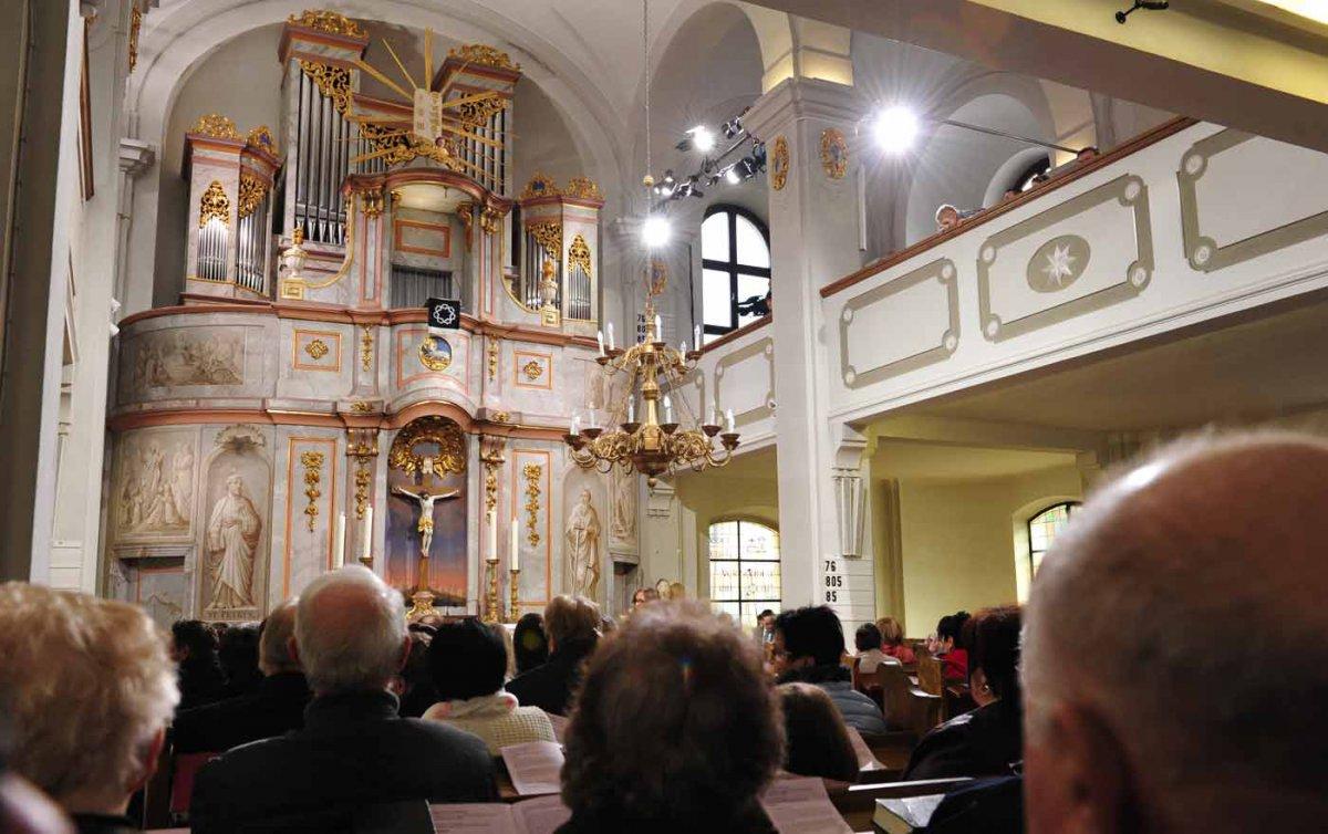 Höchster Feiertag Evangelische Kirche