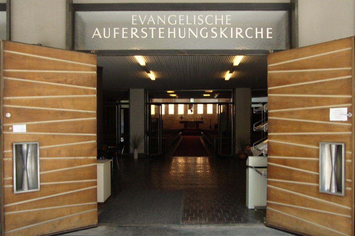 7 Bezirk Auferstehungskirche Evangelische Kirche Wien