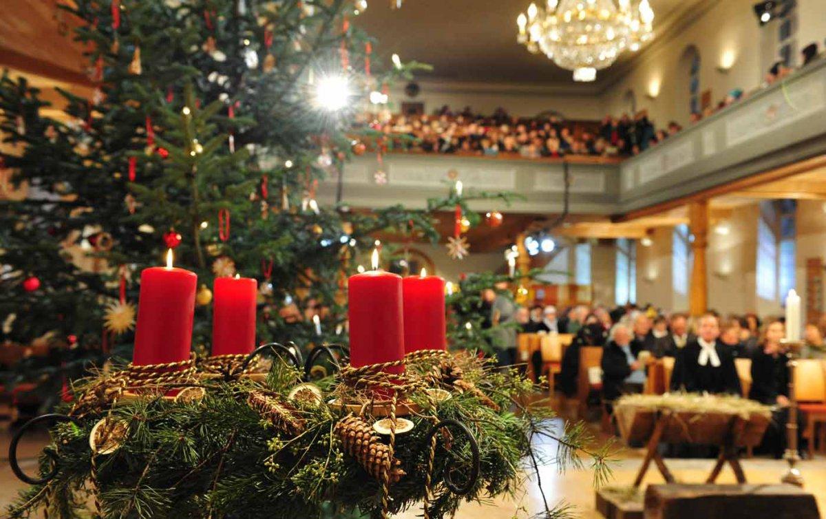Weihnachten Kirche.Weihnachten Der Weg Zum Gottesdienst Evangelische Kirche Wien